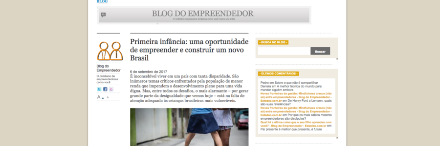 Blog do Empreendedor