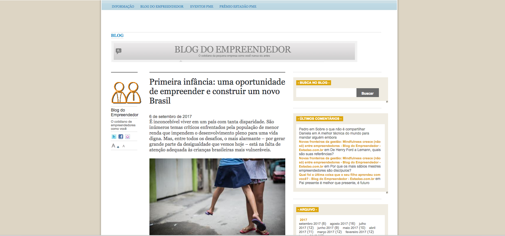 Blog do Empreendedor