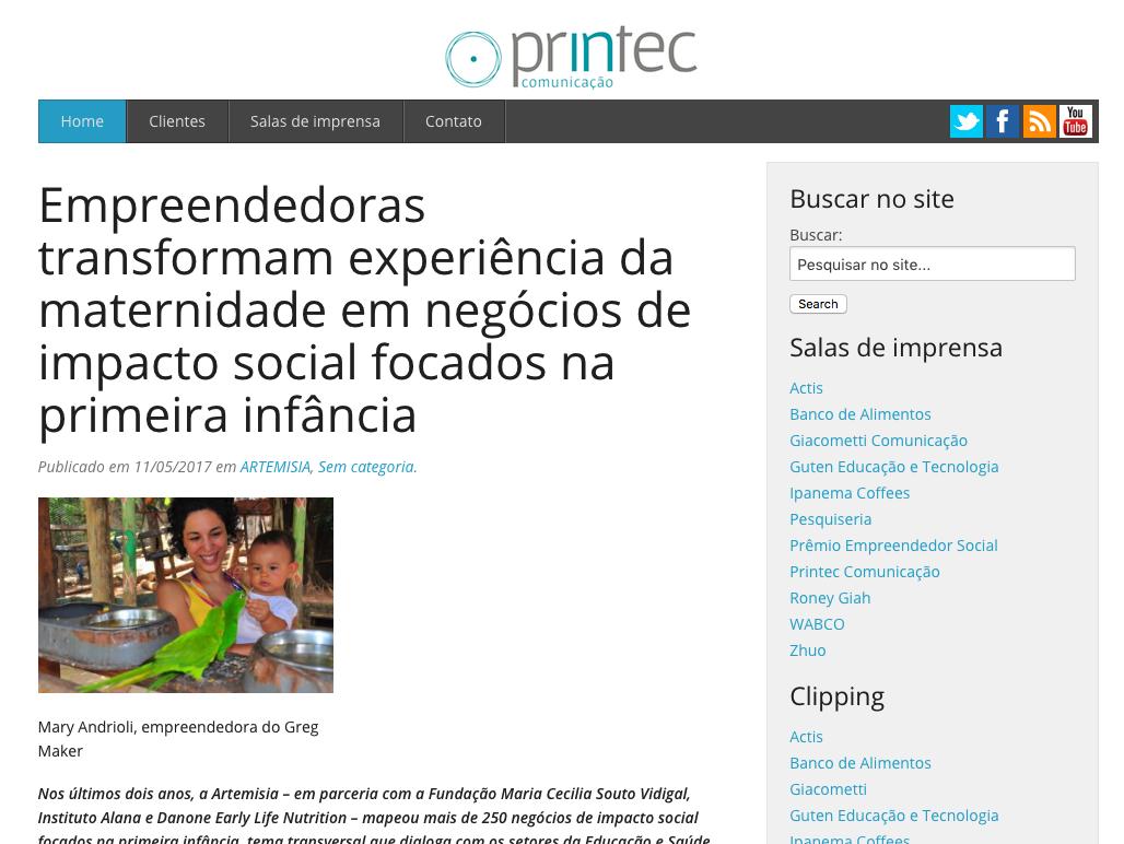 Empreendedoras transformam experiência da maternidade em negócios de impacto social focados na primeira infância
